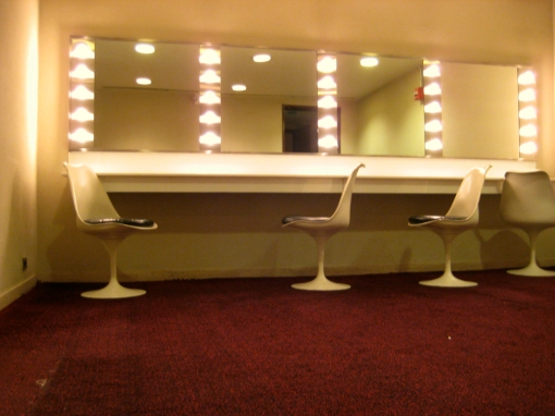 ballet bathroom