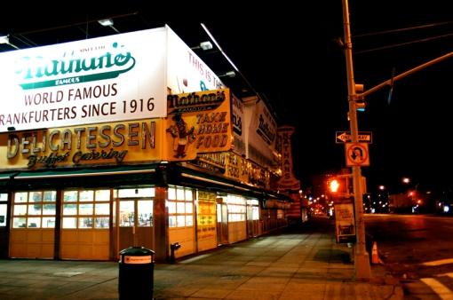 night-time nathan's