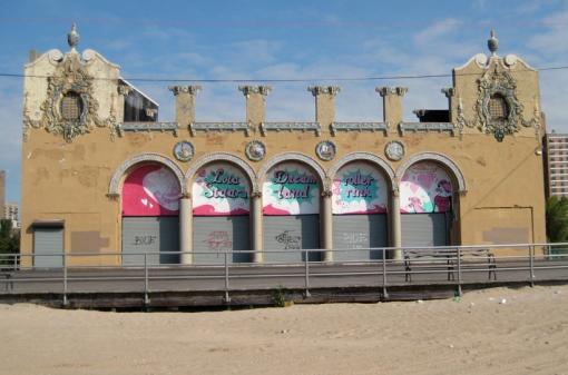 childs restaurant building 2009