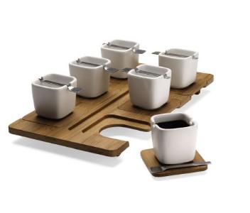 Espresso Set, Fellina Sok-Cham, 2008